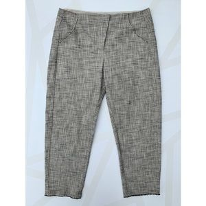 Annette Gortz Pants - Annette Gortz Women's Crop Pants 42